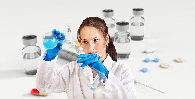 woman having corona virus infection