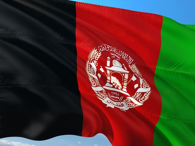 what is the history of the flag of Afghanistan